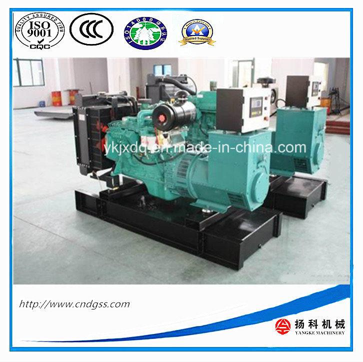 Cummins Engine 30kw/37.5kVA Water Cooled Diesel Generator (4BT3.9-G1)
