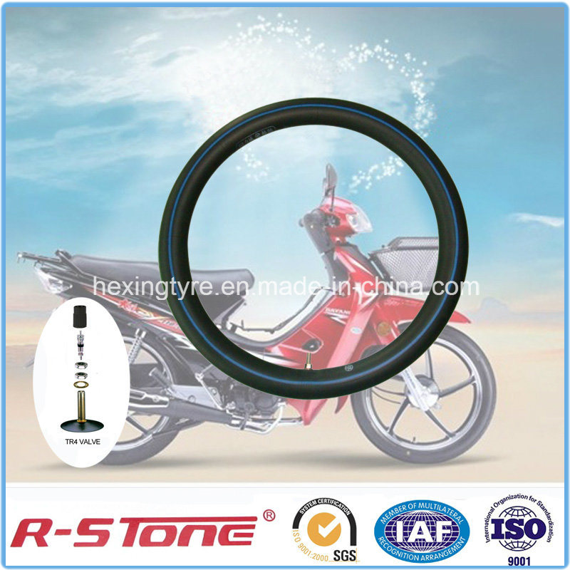 High Quality Natural Motorcycle Inner Tube2.50-17
