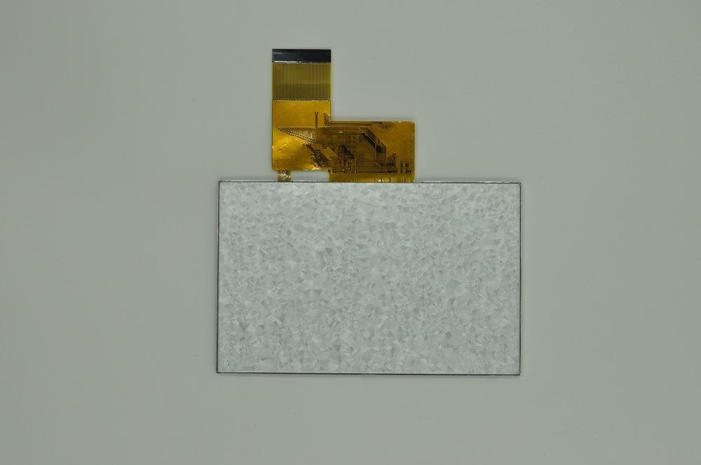 4.3 Inch 480X272 LCD Module 250CD/M2 LCD Display