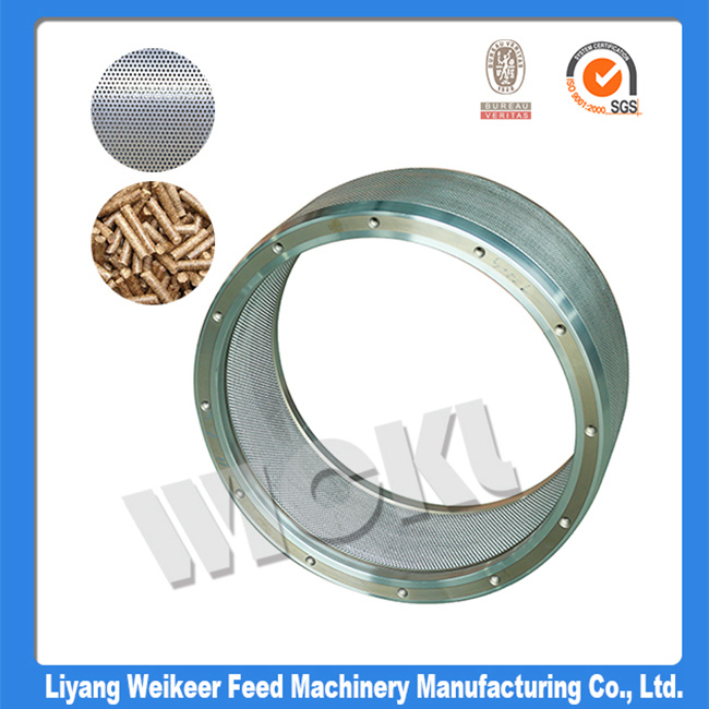2017 Best Selling Pellet Machine Ring Die