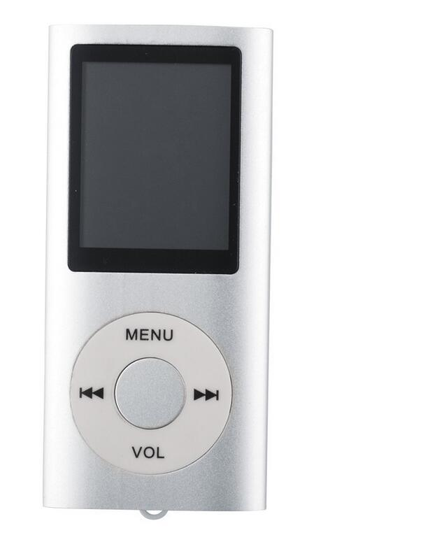 LCD Screen 4th Generation Digital MP3 MP4 Player