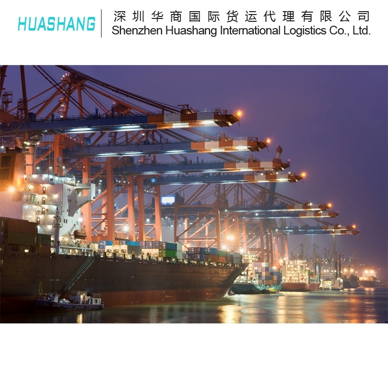 Sea Freight Export From China