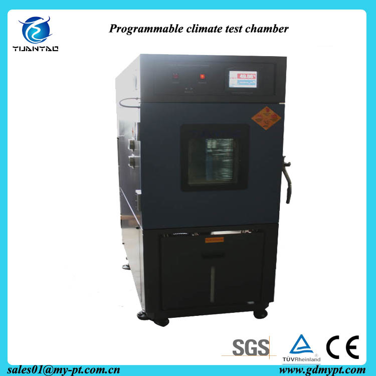 Large Observation Window PLC Control Temperature Humidity Climate Test Chamber