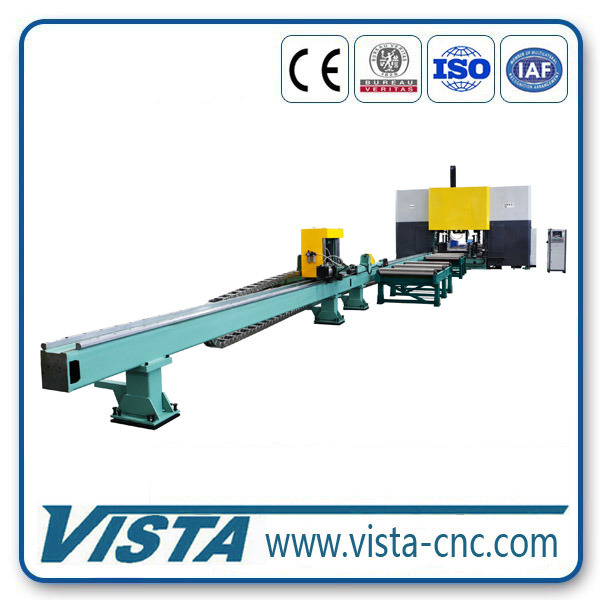 CNC High-Speed 3D Beam Drilling Machine