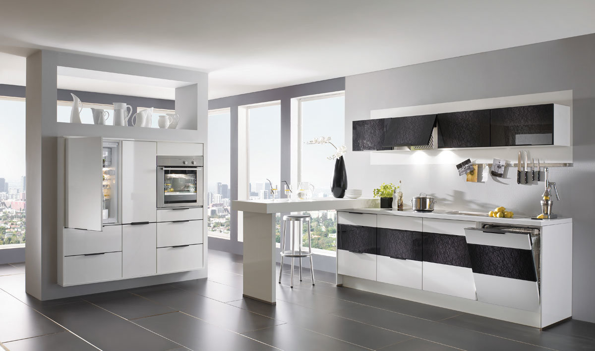 cabinet modern kitchen lavish home design