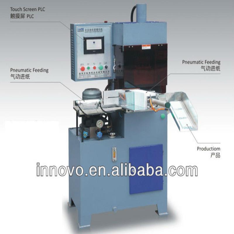 Automatic Cant Die Cutter Machine (cutting oblique paper machine)