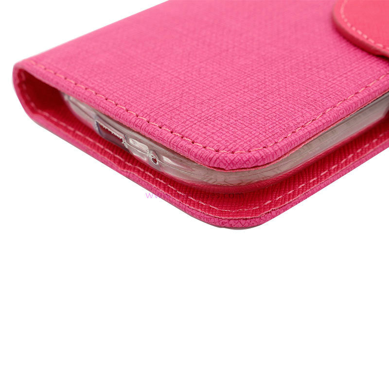 PU Full Cover Flip Mobile Cellphone Protective Cover/Case with Card Holder