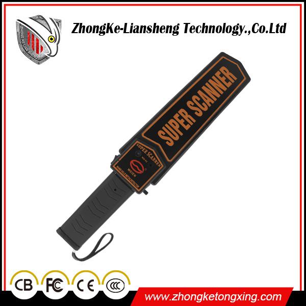 Super Scanner MD3003b1 Security Device Hand-Held Metal Detector