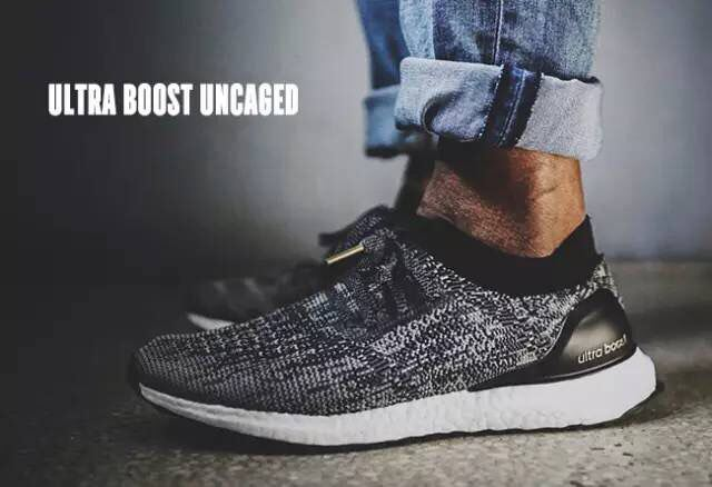 Hypebeast Ultra Boost Uncaged Brand New Men Runner Shoes Size 7-11