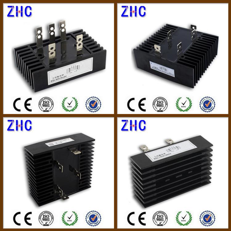 40 AMP 1600 Volt Sql 3 Phase Bridge Rectifier High Voltage Rectifier Diode