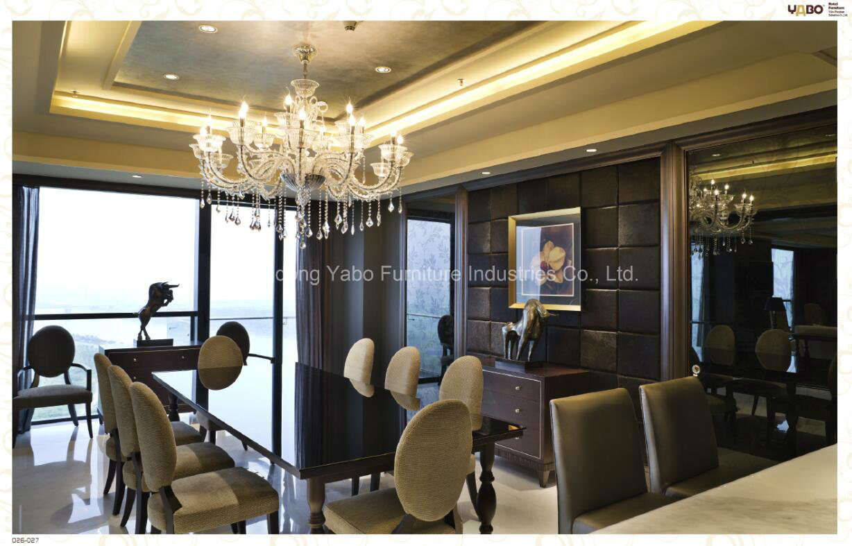 Five Star Hotel Suite Room Furniture (YB-New1)