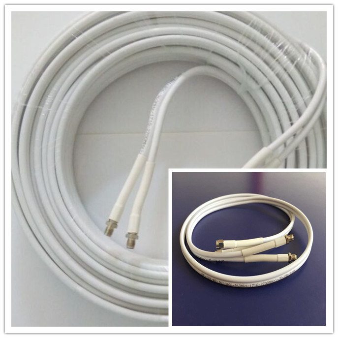 3D-Fb Coaxial Cable Assembly with N Connector for Wilson Signal Booster