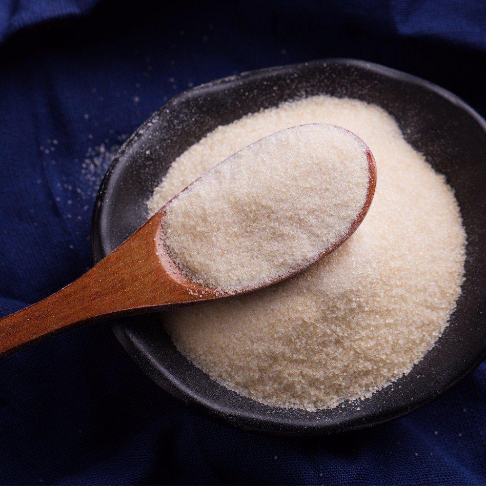 Food Grade Thickener Edible Gelatin/Food Gelatin Granular Price