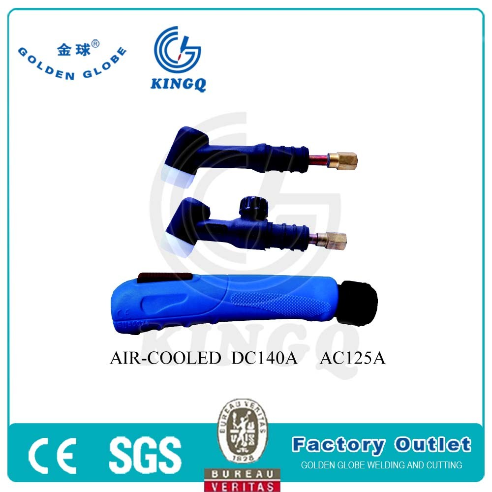 Kingq Air-Cooled Wp-26 TIG Welding Torch for Arc Welder