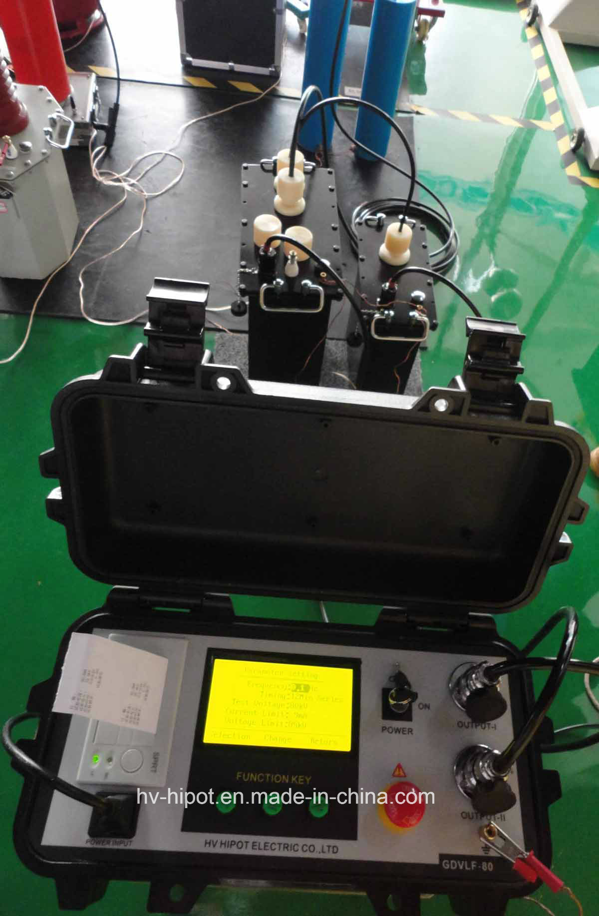 VLF AC Hipot Test Set (GDVLF-80)