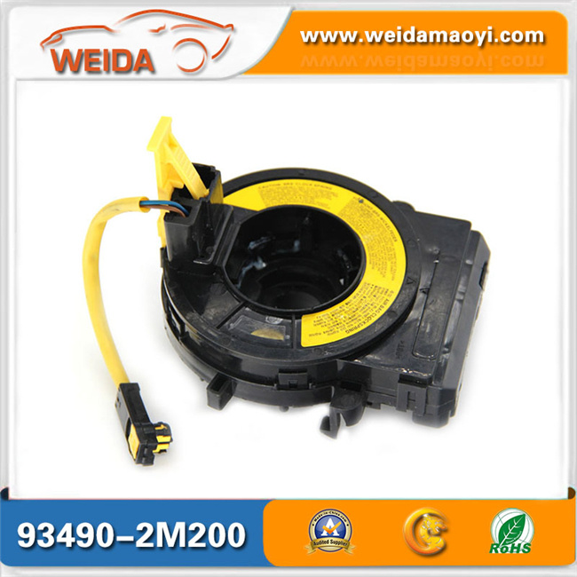 Auto Parts Spiral Cable Assy Clock Spring 93490-2m200 for Hyundai