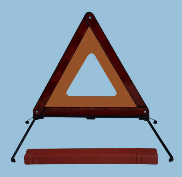 Vehicle Reflective Warning Triangle (HX-D7A)