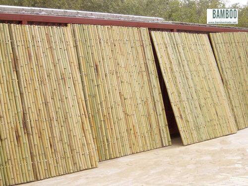 Anti-UV Environment Engineered Bamboo Fence