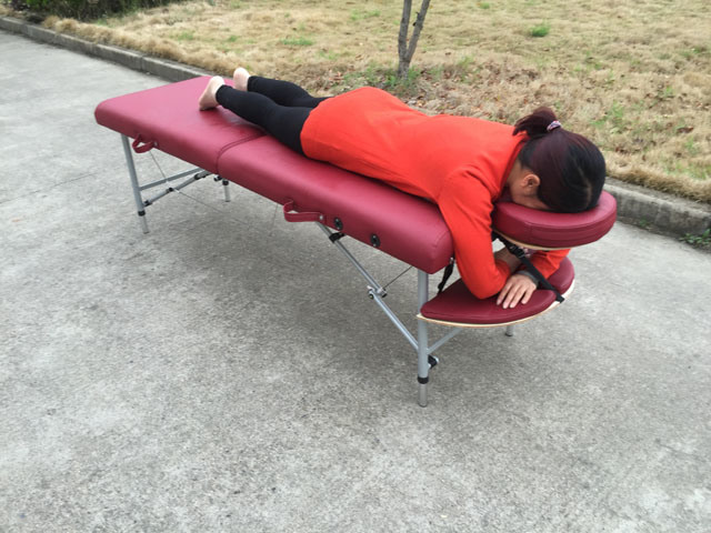Light Weight Aluminium Massage Table Alu-010