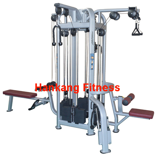 Strength Machine, Gym Equipment, Fitness Equipment-Mj4 Multi-Jungle (PT-930)
