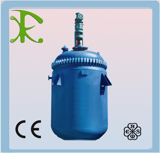Pressure Vessel PTFE Lined High Pressure Reactor