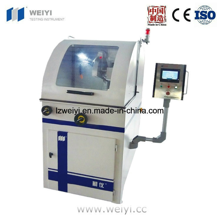 Ldq--350A Metallographic Sample Cutting Machine for Lab Testing