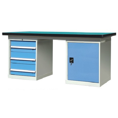 Westco Heavy Duty Work Bench with 3 Drawers and 1 Door (FHS)