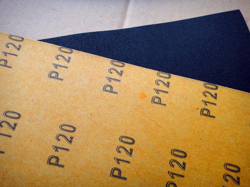 Soft Aluminum Oxide Abrasive Paper FM31