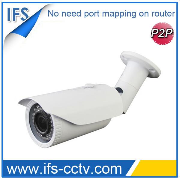 1080P Security Waterproof Outdoor CCTV Camera Manufacturer Network IP Camera