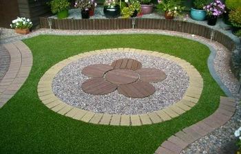 Artificial Grass for Decoration