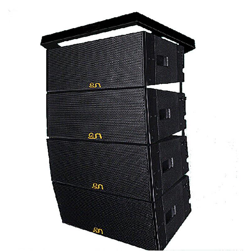 Dual 12inch 1200W PRO Speaker+PA Speaker+Professional Loudspeaker