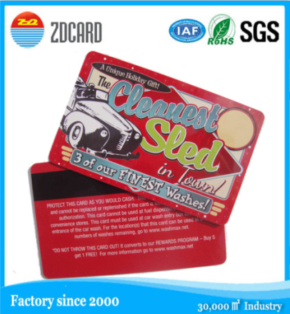 Factory Price MIFARE 1K Contactless Smart RFID Card