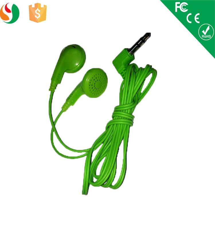 Disposable Aviation Earphones Cheapest Airline Earphone