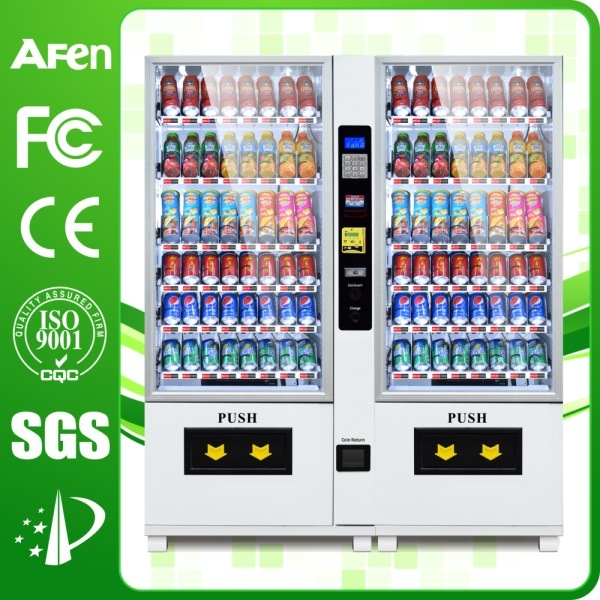 Smart Vending Machine for Cold Drinks