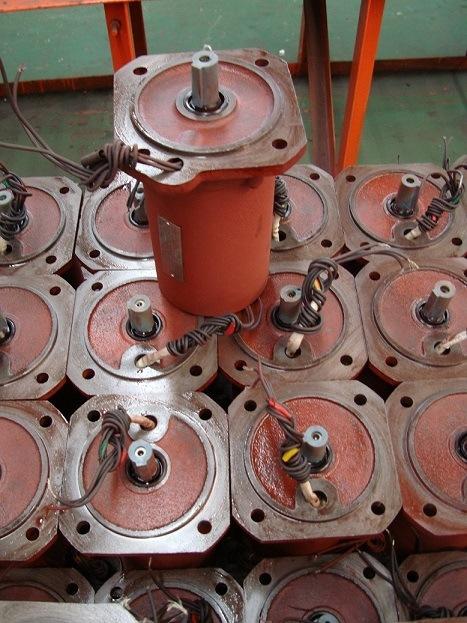 Induction Motor-AC Motor-Valve Motor-Valve-Operated Motor