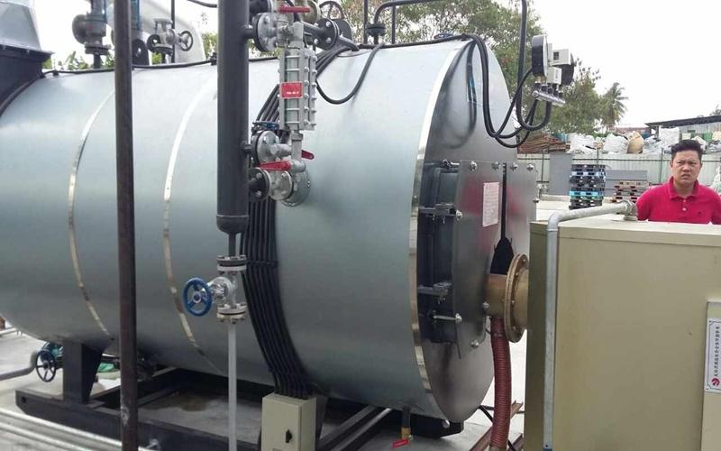 Industry Biomass Fired Steam Boiler