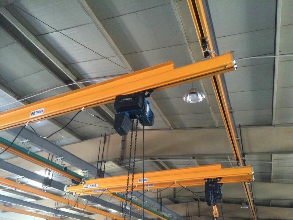 Fem/DIN Standard Kbk Flexible Light Crane