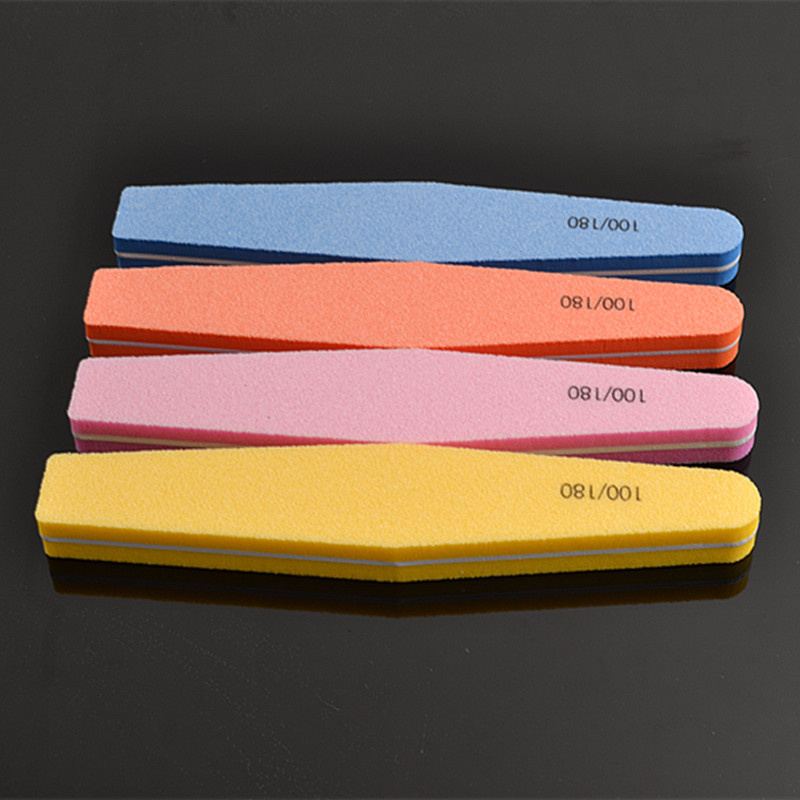 High Quality Diamond Sponge Material Nail File