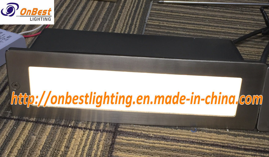 Outdoor 5W LED Lighting with 304ssl Cover in IP65