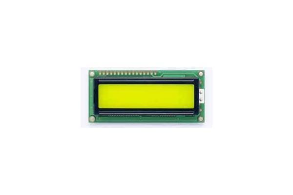 Stn LCD Display Module Character Display 24X2 Lines: Acm2402c-FL-Ybh
