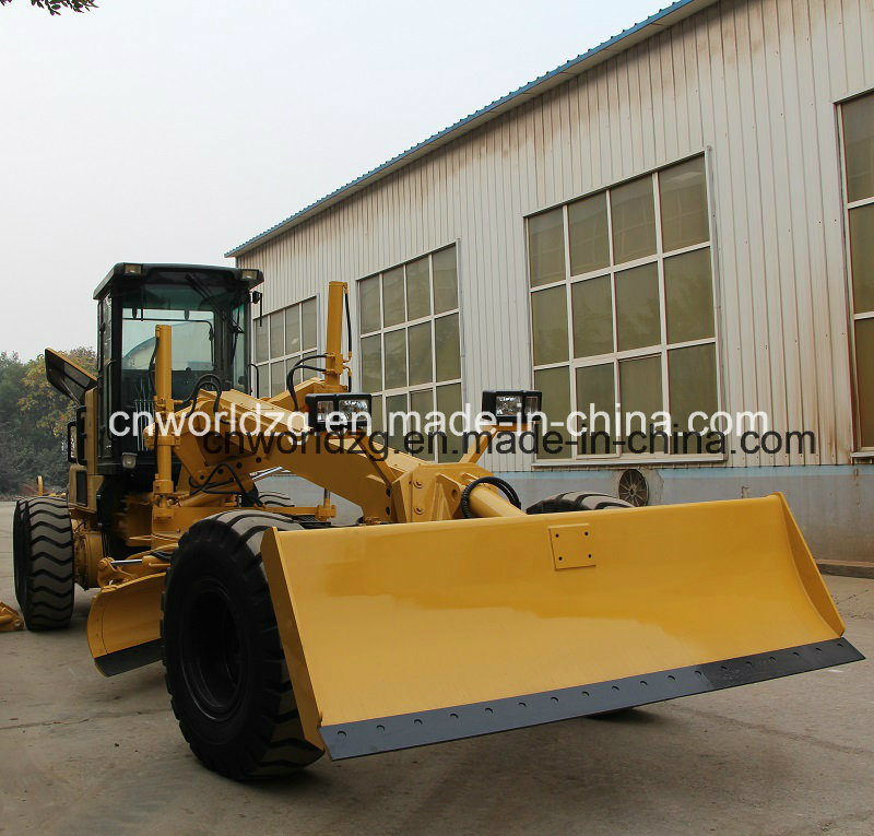 220HP Motor Grader with Middle Scraper (PY220C)