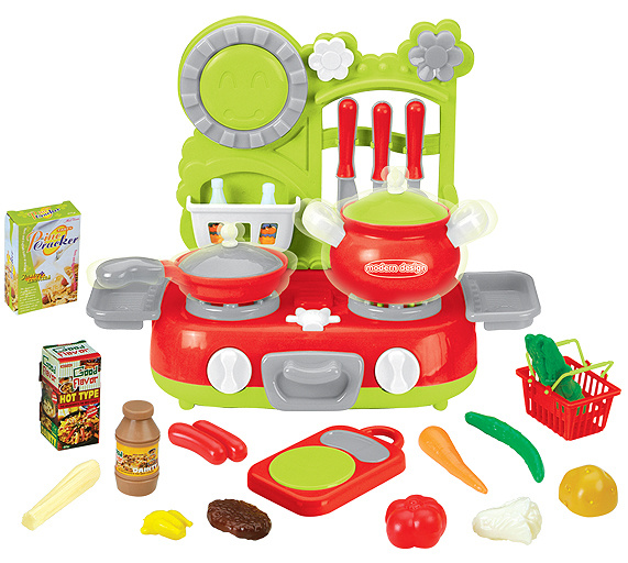 China kids toy electric toy battery operated kitchen set for Kitchen set for 2 year old boy