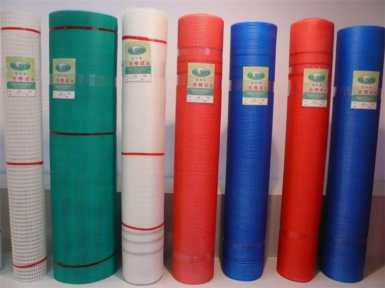 Fiberglass Mesh with Alkali-Resistant Property Is on Hot Sale