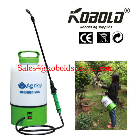 Rechargeable 6V 12L Garden Electric Sprayer