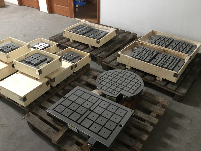 CNC Milling Electro Permanent Magnetic Chuck