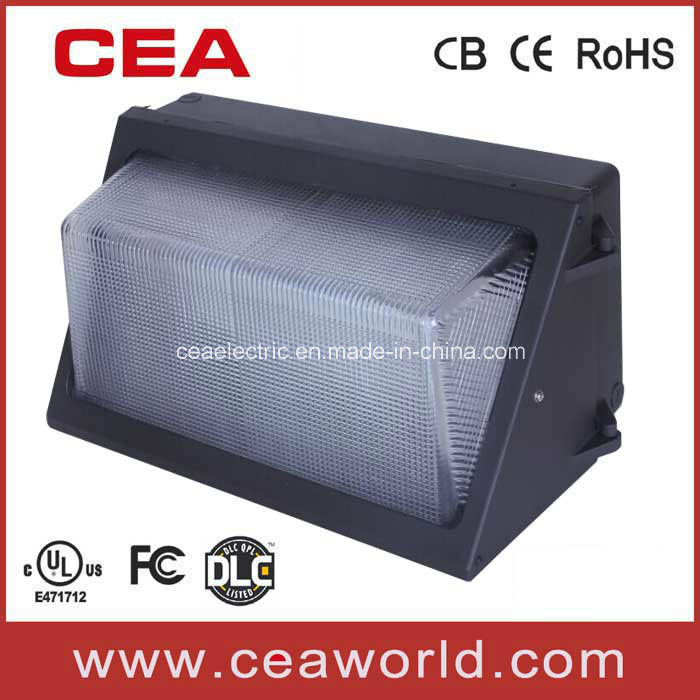 Lm79 Lm80 Data Available UL Dlc FCC Certificated LED Standard Wall Pack Light