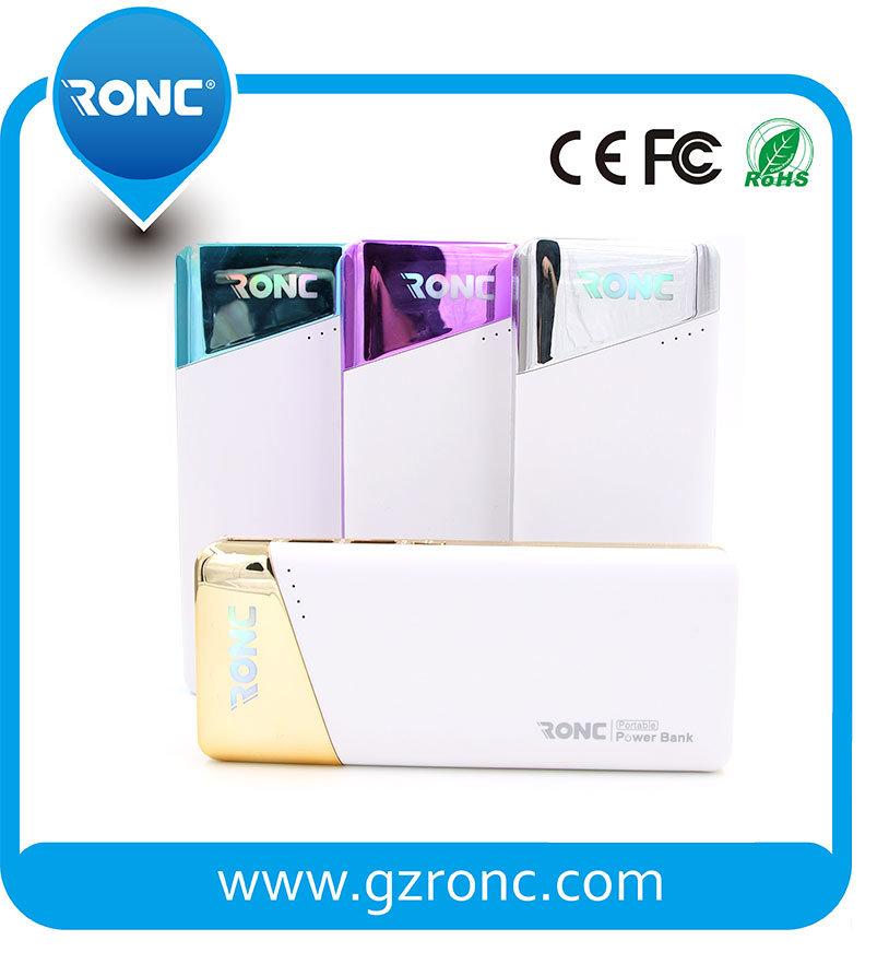 High Quality External Battery Portable Power Bank 10000mAh