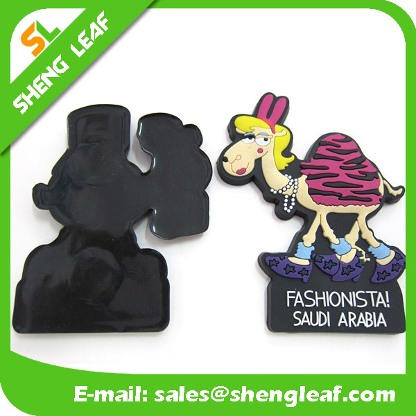 Souvenir Soft Rubber Fridge Magnet