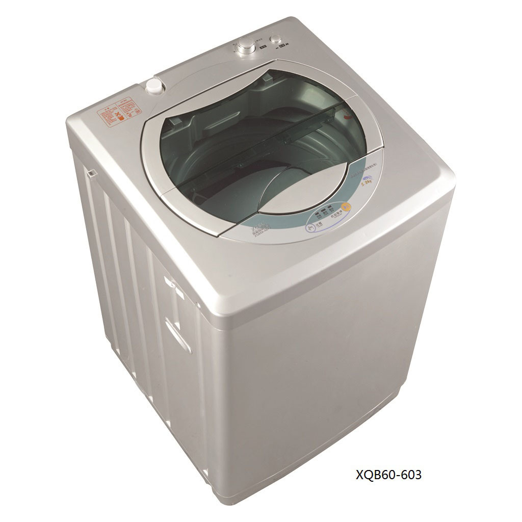6.0kg Fully Auto Washing Machine (plastic body/ lid) Model XQB60-603
