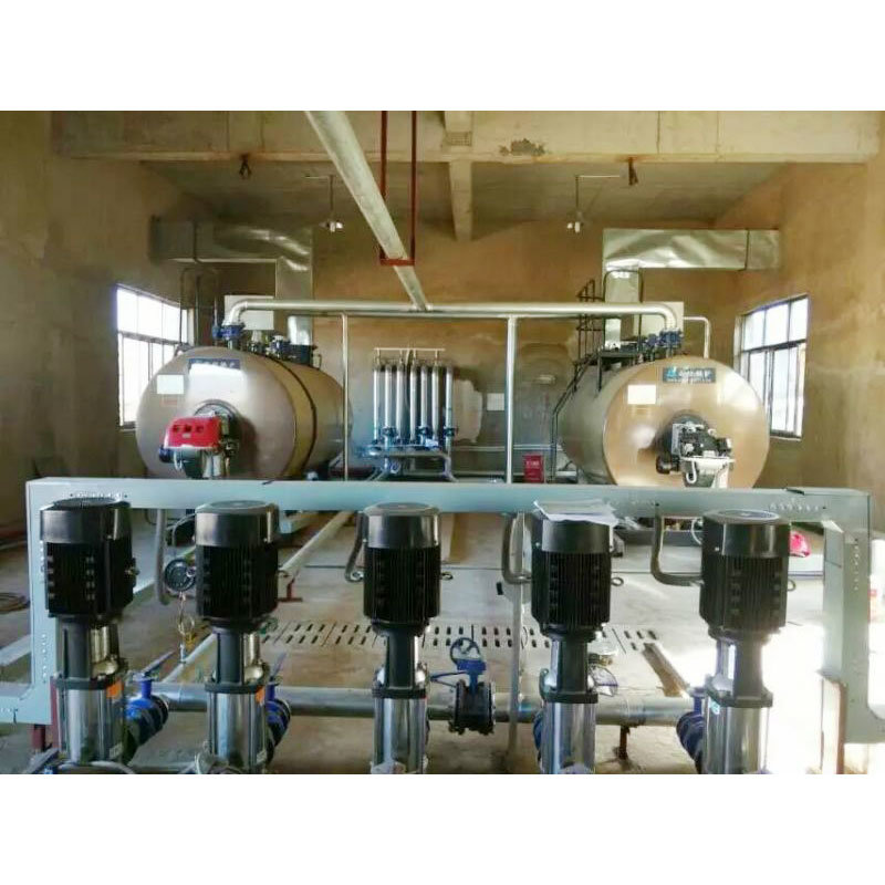 Horizontal Gas Fired Atmospheric Pressure Hot Water Boiler